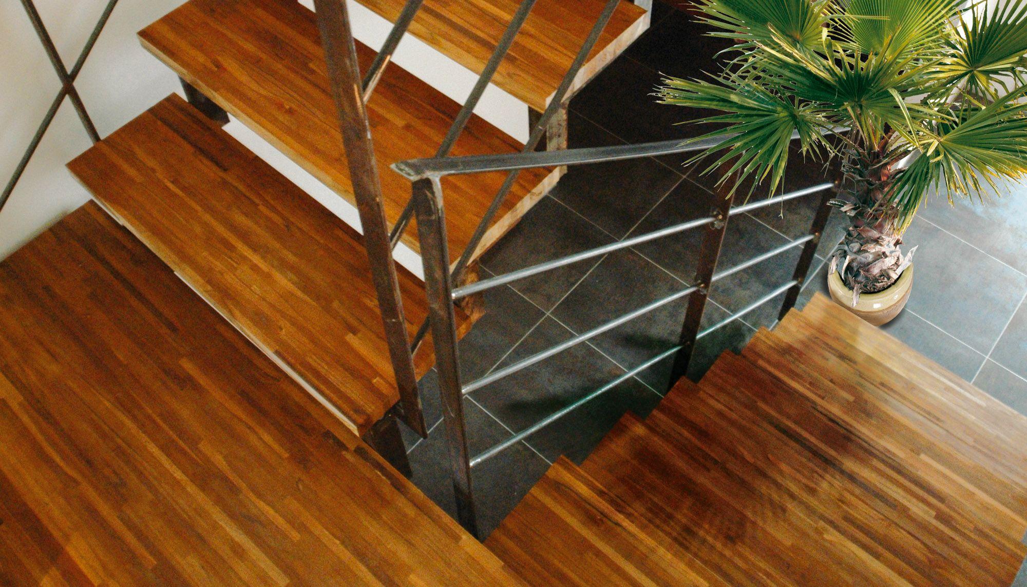 Parquet / Escalier