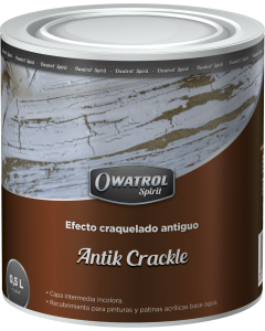 ANTIK CRACKLE test