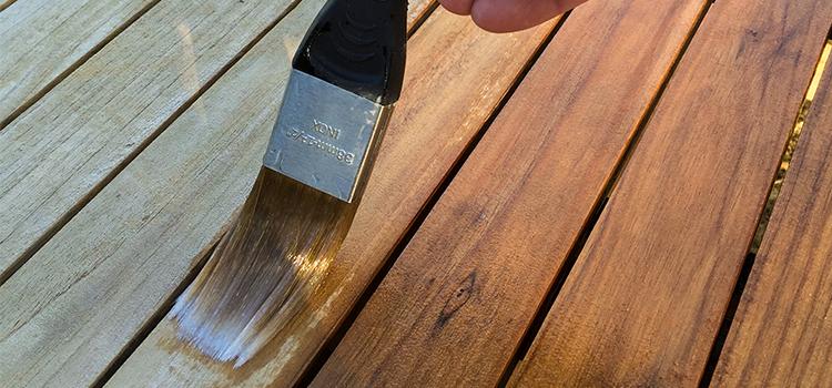 Protéger les bois extérieurs