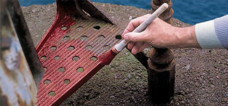 Comment traiter la corrosion efficacement