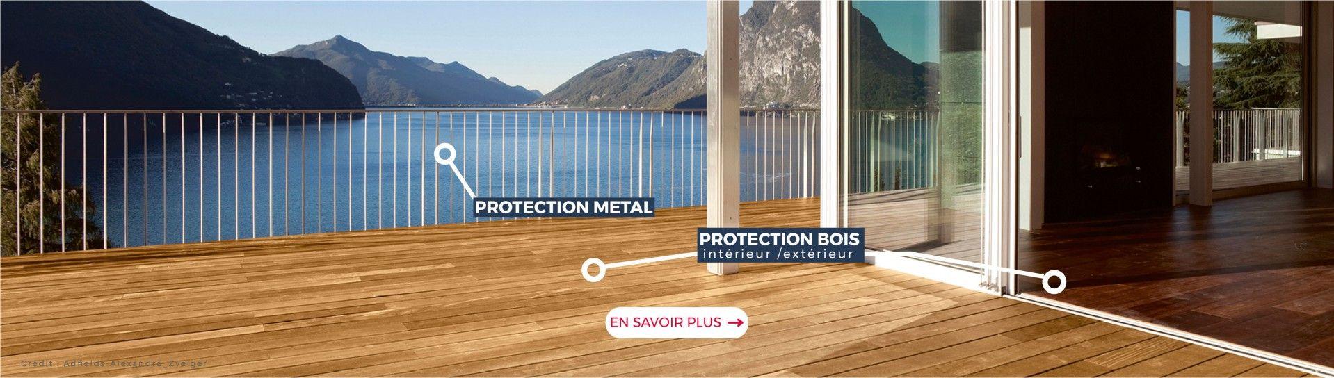 Vernis Ou Vitrificateur Sur Un Meuble Peint owatrol : protection et entretien du bois et du métal